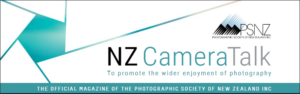 Read more about the article PSNZ Camera Talk