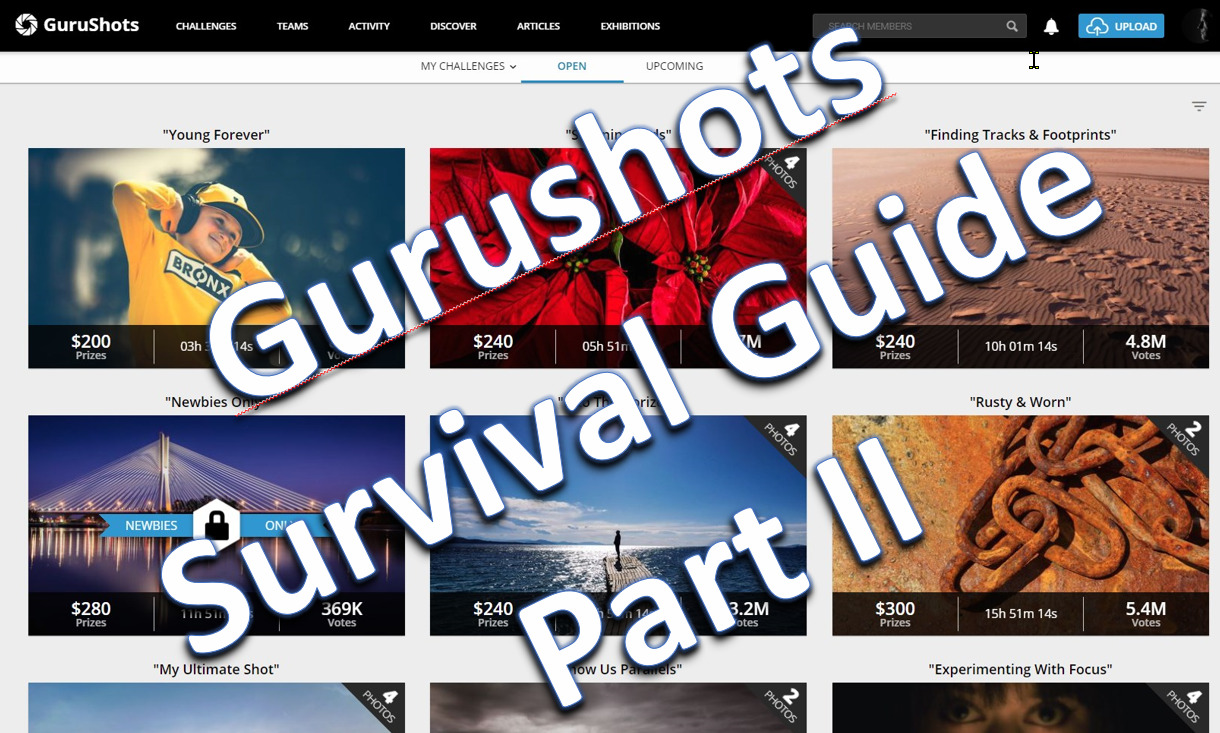 You are currently viewing Gurushots Survival Guide (Part II)