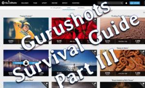 GuruShots Survival Guide (PartIII)